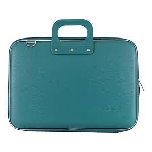 Torba na laptop BOMBATA Classic 15,6  turkusowa