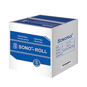 Sono-roll Thermal Rolls 80x60mm- Box of 100