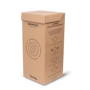 Nespresso Recycling papírdoboz