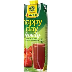 HAPPY DAY FAMILY ERDBEERE 1L