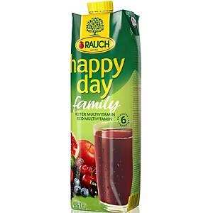 Gyümölcslé Happy Day Family Meggy 1L