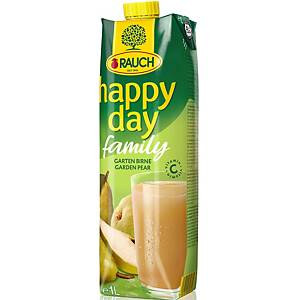 Gyümölcslé Happy Day Family Körte 1L