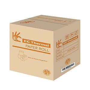 EC Coreless Thermal Rolls 57x40MM - Box of 200