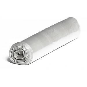 Müllbeutel LDPE Plastik 120 l transparent