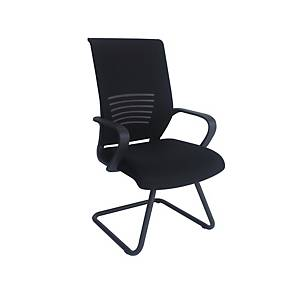 Artrich Art-911V Mesh Visitor Chair Black
