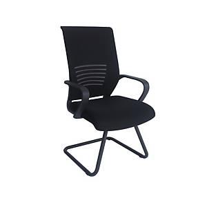 Artrich Art-911V Mesh Visitor Chair Black