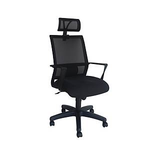 Artrich Art-840HB Mesh High Back Chair Blue