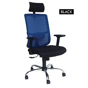 Artrich Art-838HB Mesh High Back Chair Black