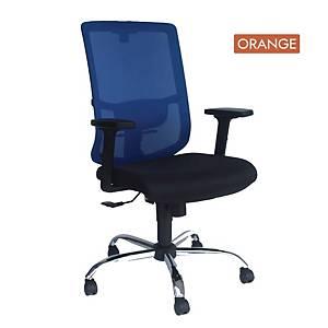 Artrich Art-838HB Mesh High Back Chair Orange