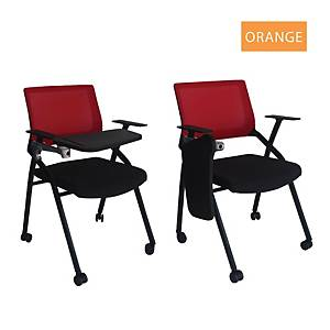 Artrich Art-FC900(T) Folding Chair Orange