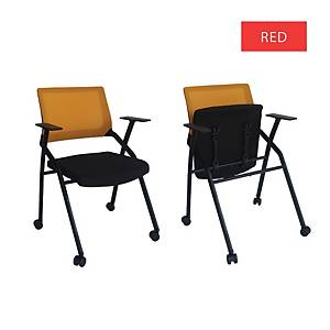 Artrich Art-FC900 Folding Chair Red