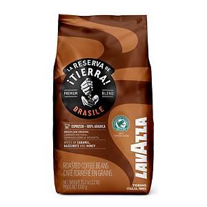 Lavazza Tierra Brazil 100% Arabica 咖啡豆1公斤