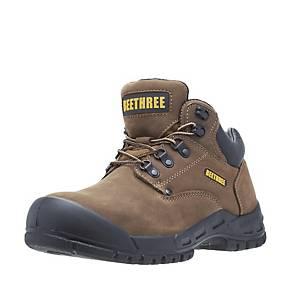 Beethree 8861 Safety Shoe S3 Sra 10/44