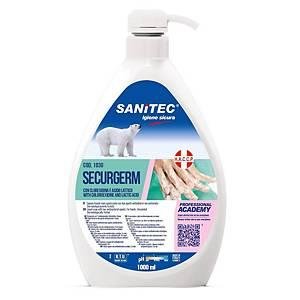 SANITEC LIQ SOAP NON-PARF ANTIBAC 1000ML