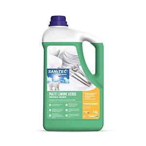 Sanitec mosogatószer, 5 kg