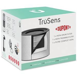 Náhradní filtr DuPont™ 3-v-1 HEPA pro čističku vzduchu Leitz TruSens Z-2000