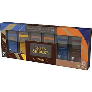 GREEN&BLACKS COLLECTION BOX 180G