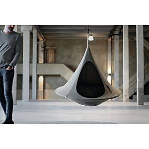 Tente suspendue Cacoon Olefin - 1 place - Ø 1,5 m - kaki