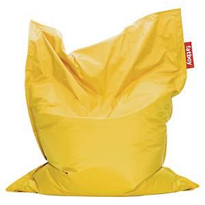 Pouf Fatboy original - 180 x 134 cm - jaune