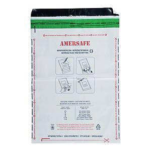 Koperty bezpieczne C3, 325x460 mm, 10 sztuk