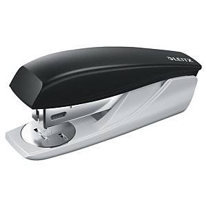 LEITZ NEXXT HALF-STRIP STAPLER 5501 BLACK