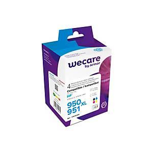 /WECARE C2P43AE PATRONE REBUILT CMYBK