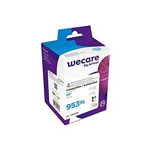 /WECARE 953XL PATRONE REBUILT CMYBK