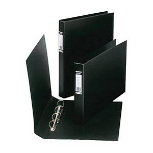 Bantex A3 4D Ring Binder 30MM Upright Black