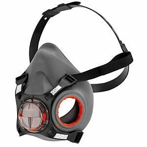 Meia máscara reutilizável JSP FORCE 8 - tamanho M