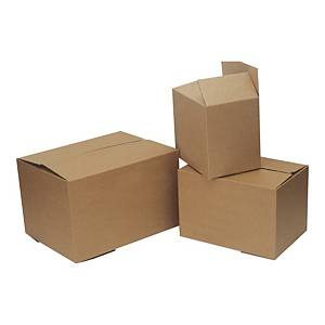 PACKING BOX MED 435X305X290 C/BOARD GR