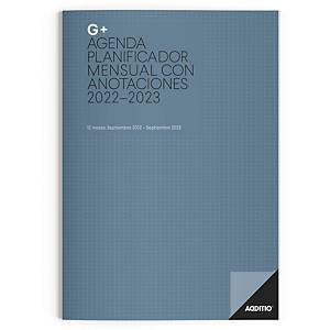 Agenda G Plus mes vista ADDITIO ref. P182-P