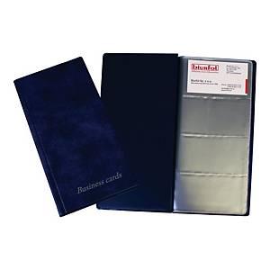 BIURFOL WI-04 B/CARD FOR 96 CARDS BLU