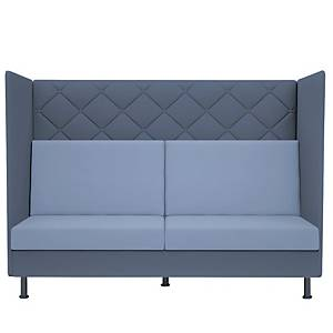 DAUPHIN ATELIER AL 5525 SOFA HIGH BLUE
