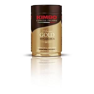 Kimbo Aroma Gold prémium őrölt kávé, 250 g