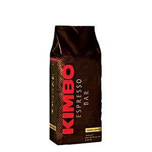 Kimbo Bar Extra Cream prémium szemes kávé, 1 kg