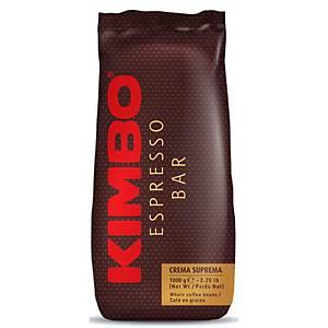 Kimbo Bar Crema Suprema prémium szemes kávé, 1 kg