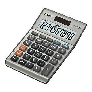 CASIO MS-100BM-S kalkulator, 10 cyfr, metalowa obudowa