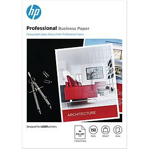 Fotopapir HP Professional Business 7MV83A, A4, 200 g, æske a 150 ark