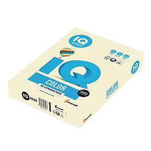 Papier kolorowy IQ COLOR A4 160 g/m² waniliowy