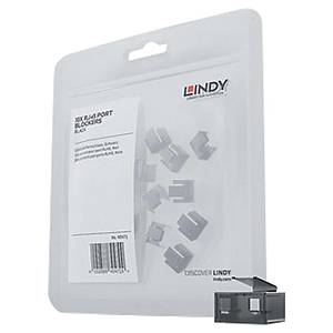 PK20 LINDY 40471 RJ45 PORT BLOCK  WO/KEY