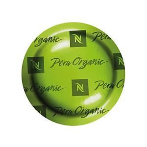 NESPRESSO Peru Organic, Packung à 50 Kapseln