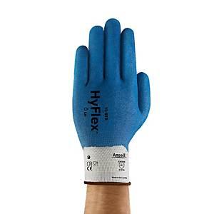 /Guanti protezione meccanica Ansell HyFlex 11-919 tg 9 - conf. 144 paia