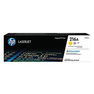 HP 216A W2412A LAS CART 850P YELLOW