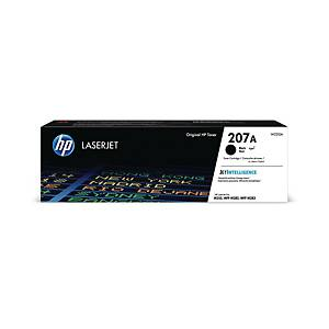 HP 207A Black Original LaserJet Toner Cartridge