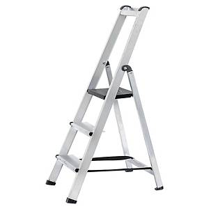 Safety ladder BES530073, 3 steps