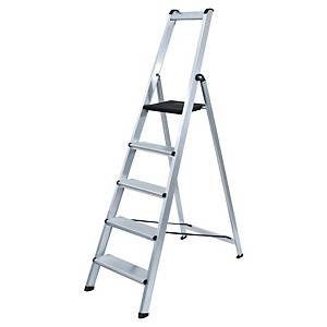 Safety ladder BES550173, 5 steps