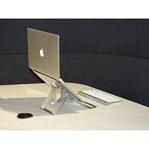 Go Mobile 1013 Laptop Stand Silver