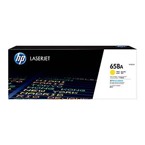 HP Toner 658A yellow W2002A CLJ Enterprise M751 6000 S.