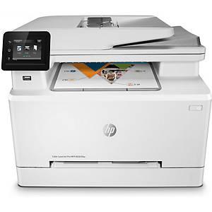 Imprimante multifonctions HP MFP M283FDW, format de feuille A4, laser couleurs