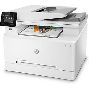 Multifunction printer HP MPF M283FDW, sheet size A4, laser colour